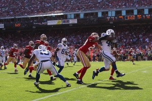Indianapolis Colts v San Francisco 49ers