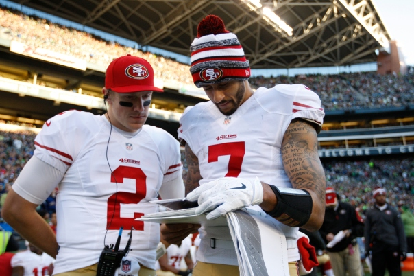 Photo by Michael Zagaris San Francisco 49ers Getty Images